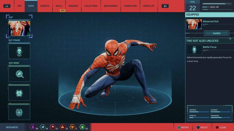 Advanced Spider-Man