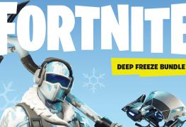 Fortnite Battle Royale Deep Freeze