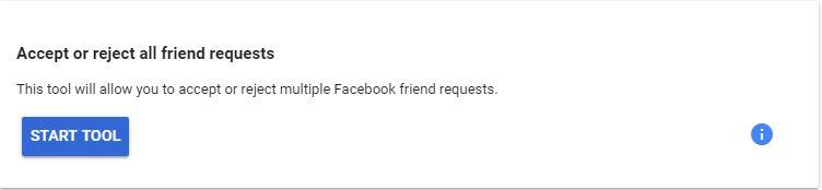 كيفية الغاء طلبات الصداقة على Facebook