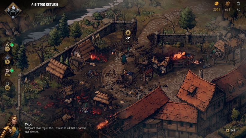 Thronebreaker: The Witcher Tales CD Projekt Red
