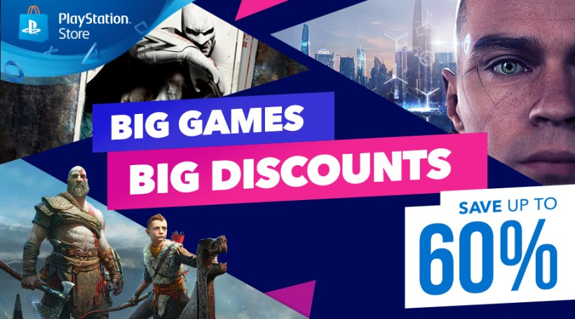 Playstation Store God ofe War Discount