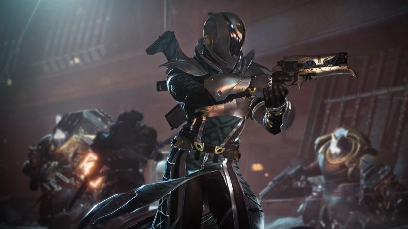 Destiny 2 Forsaken Forever Fight Raid