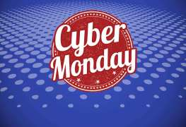 Cyber Monday Amazon Walmart Sales
