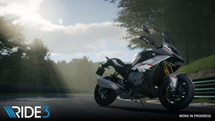 Ride 3 Milestone