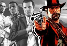 Rockstar Red Dead Redemption 2 vs GTA V