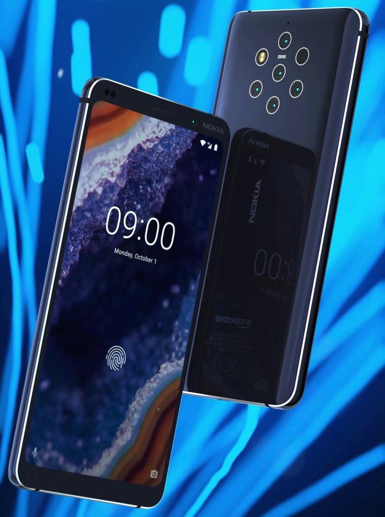 Nokia 9 - نوكيا 9