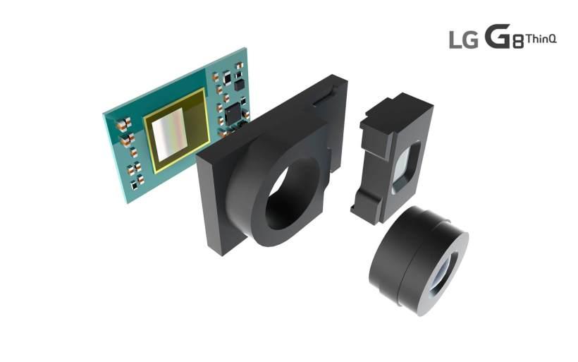 تسريب تصميم هاتف LG G8 ThinQ