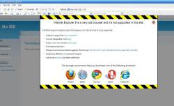 ميكروسوفت تحذر من استخدام Internet Explorer كمتصفح افتراضي