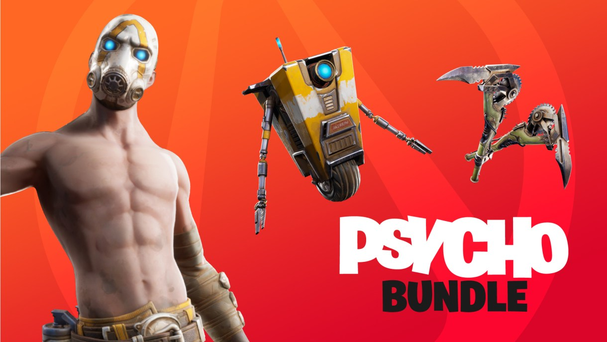 FortniteXMayhem_psycho bundle