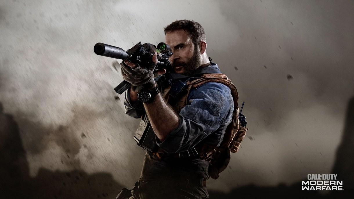 call of duty modern warfare gamescom