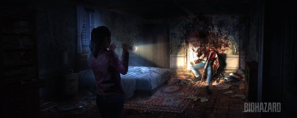 Resident Evil Infinite Darkness Capcom مسلسل نتفلكس