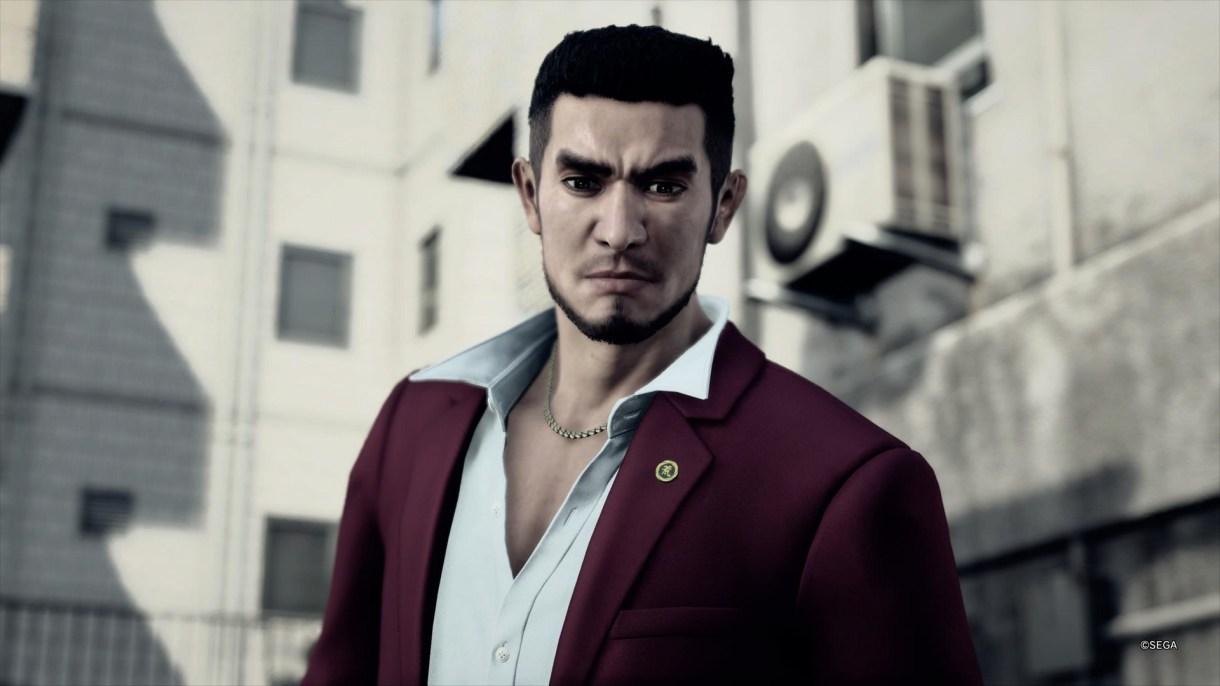 لعبة Yakuza Like A Dragon PS5