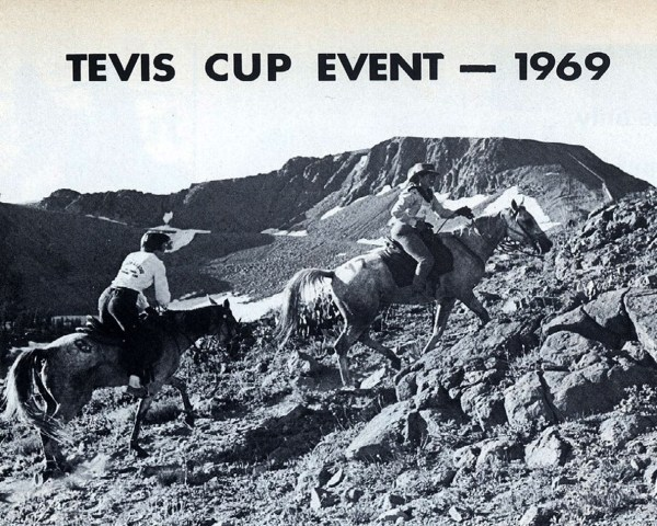 Tevis Cup Event — 1969