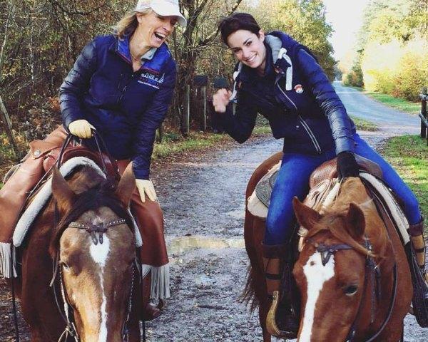 Salon du Cheval Interview: Jessica Gordon and Sophie Delavaud