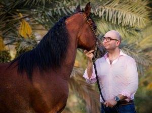"""From Mohamed Jaidah, """"Al Jood Stud, Gateway to the Stars"""""""