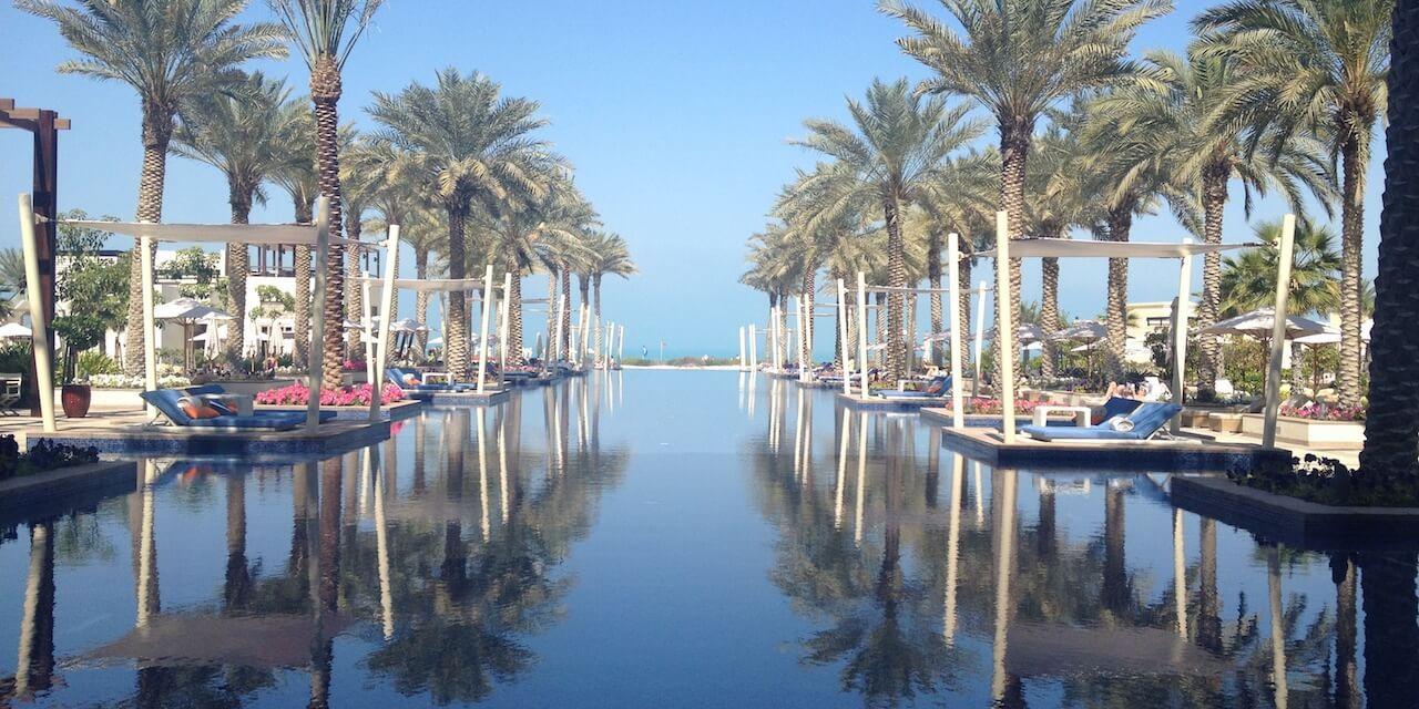 Park Hyatt Abu Dhabi – a weekend in review