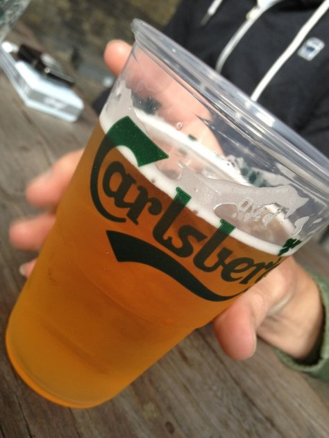 It wouldn't be a trip to Copenhagen without a trip to the Carlsberg factory!