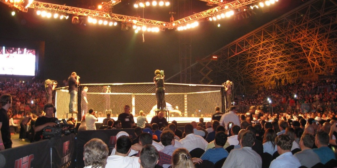 The UFC and me