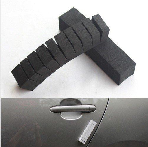 Foam car door protectors. Photo credit: