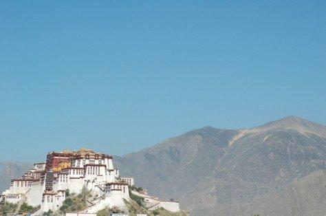 Lhasa and the Potala Palace