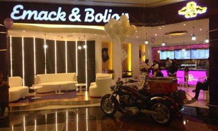 Emack & Bolio's – ice cream, Dalma Mall
