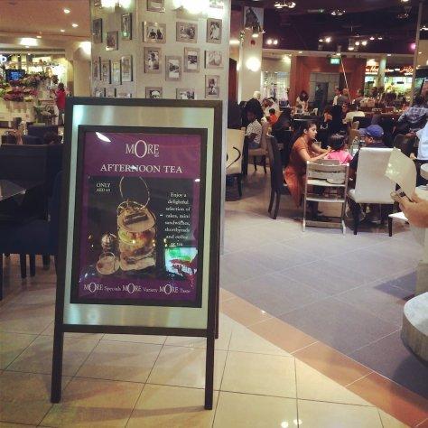 More Café, Abu Dhabi Marina Mall