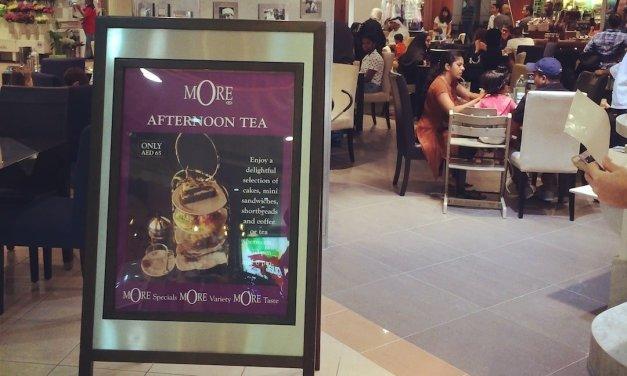 More Café, Marina Mall Abu Dhabi