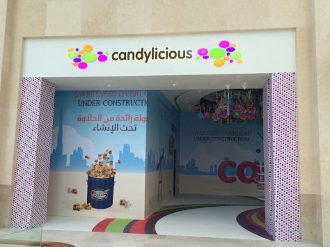 Candylicious will soon be making an entrance to the capital for those with a sweet tooth!