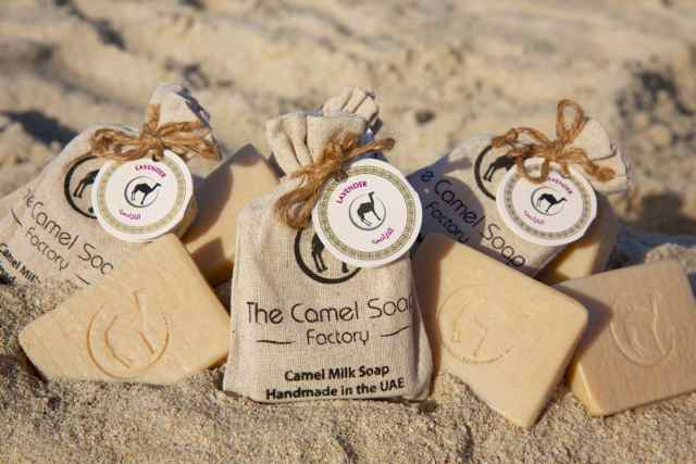 The Camel Soap Factory