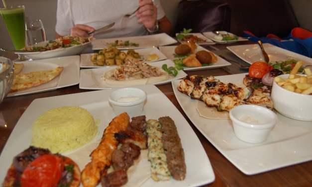 Zaytinya Lebanese Restaurant, Abu Dhabi
