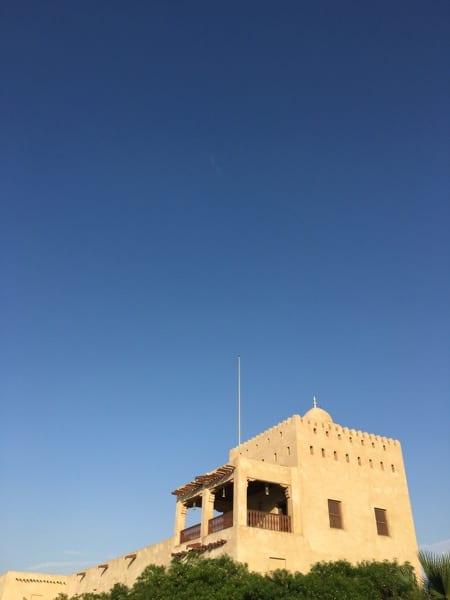 Al Maqta Fort Arabian Notes 2016