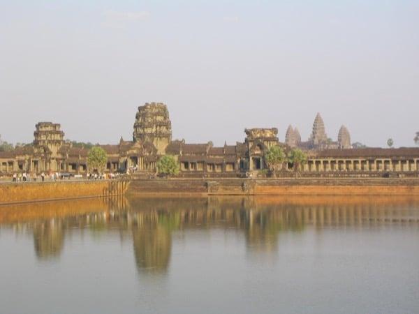 Angkor Wat Cambodia, Arabian Notes