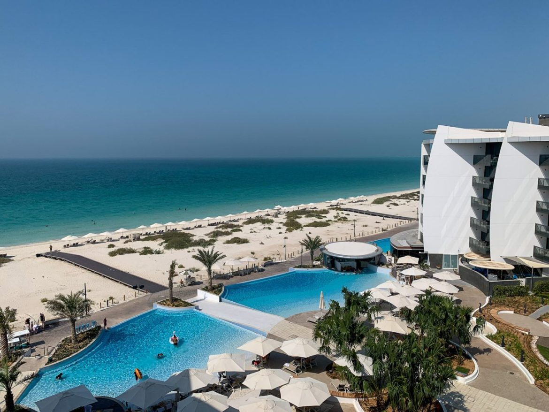 Jumeirah Saadiyat Island Resort Arabian Notes 2019