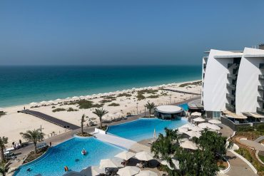 Jumeirah Saadiyat Island Resort Arabian Notes 2019