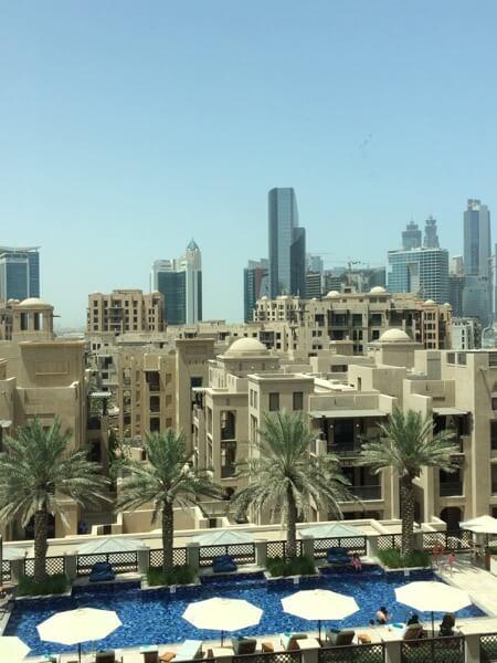 Manzil Downtown Dubai Arabian Notes 1
