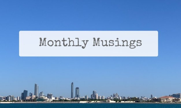 Monthly Musings: January 2020