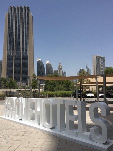 Rove Hotel Downtown Dubai Arabian Notes Aug 2016 30