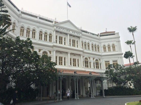 Singapore September 2015 Raffles Hotel Arabian Notes 23