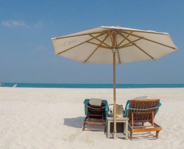 St. Regis Saadiyat Beach Club