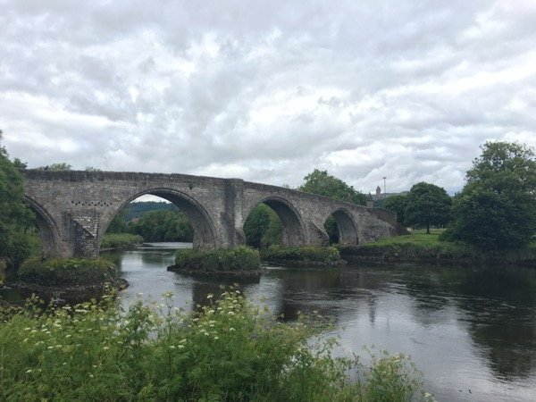 UK road trip Stirling Old Bridge Arabian Notes 2016 39