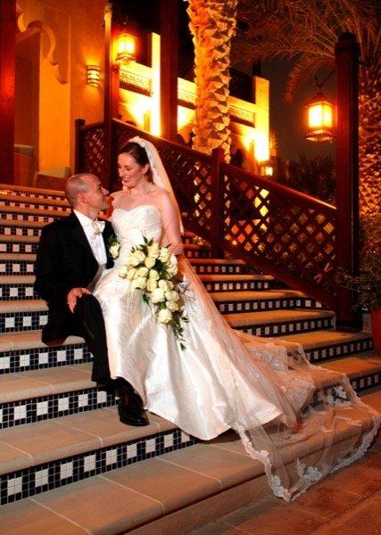 Wedding Arabian Notes