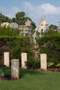 Port Said Graveyard