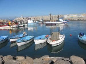 Port of Tipaza, Algeria