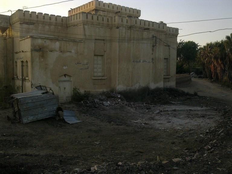 Meniet El Morshed, Egypt