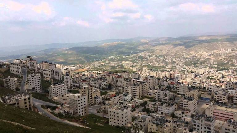 Nablus, West Bank