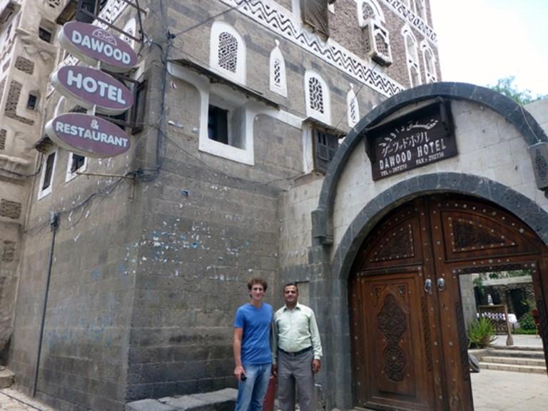 Dawood Hotel in Sanaa, Yemen