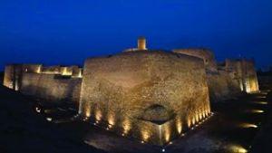 Bahrain's forts