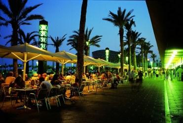 BARCELONA-Port Olimpic