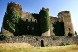 El castillo de Castilnovo
