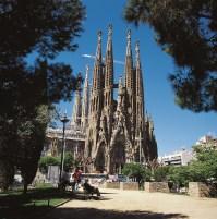 Temple Expiatori Sagrada Familia